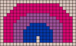 Alpha pattern #93149
