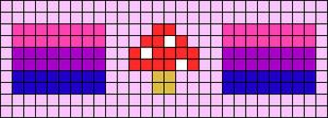 Alpha pattern #93161