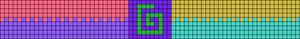 Alpha pattern #93167