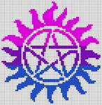 Alpha pattern #93182