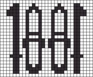 Alpha pattern #93209