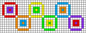 Alpha pattern #93233