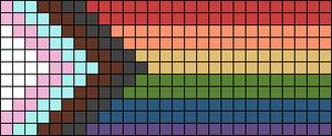 Alpha pattern #93234