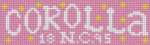 Alpha pattern #93250