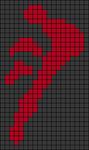 Alpha pattern #93275