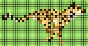Alpha pattern #93278