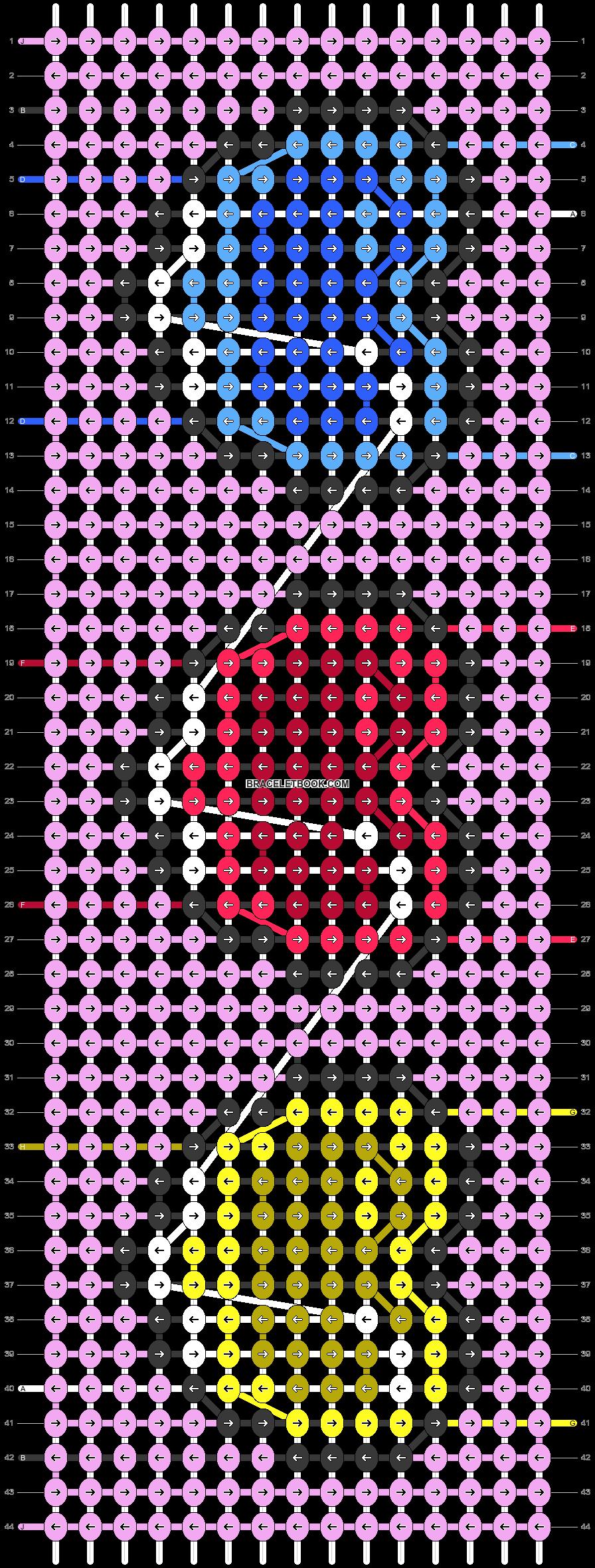 Alpha pattern #93283 pattern