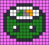 Alpha pattern #93289