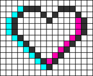 Alpha pattern #93290