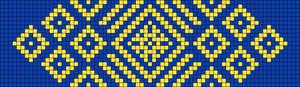 Alpha pattern #93296