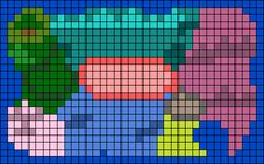 Alpha pattern #93313