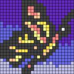 Alpha pattern #93318