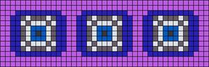 Alpha pattern #93326