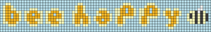 Alpha pattern #93337