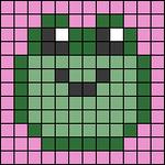 Alpha pattern #93355