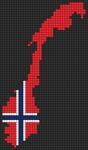 Alpha pattern #93357