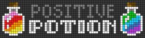 Alpha pattern #93370