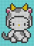 Alpha pattern #93379