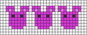 Alpha pattern #93381