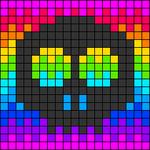 Alpha pattern #93390
