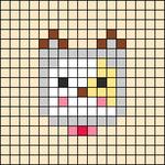 Alpha pattern #93420