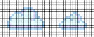 Alpha pattern #93424