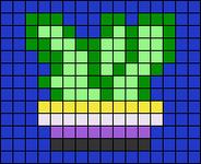 Alpha pattern #93439