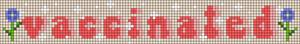 Alpha pattern #93454