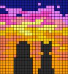 Alpha pattern #93455