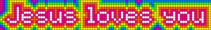 Alpha pattern #93468