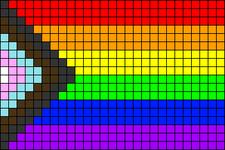 Alpha pattern #93469