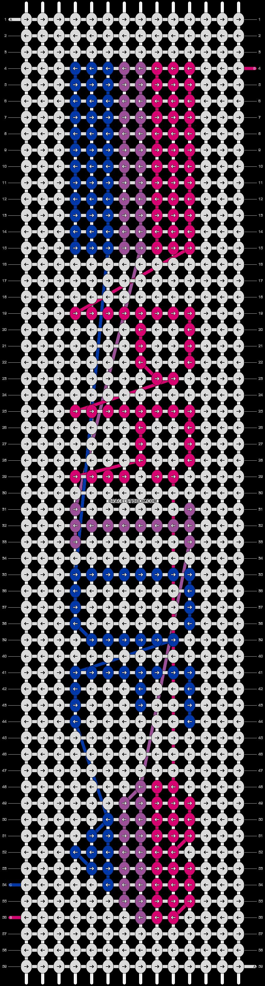 Alpha pattern #93482 pattern