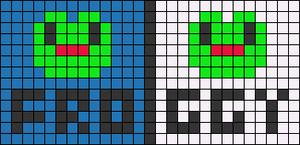 Alpha pattern #93494