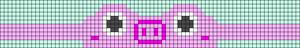 Alpha pattern #93503