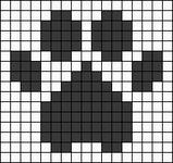 Alpha pattern #93511