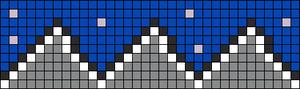 Alpha pattern #93513