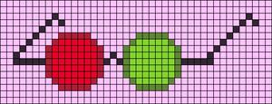 Alpha pattern #93539