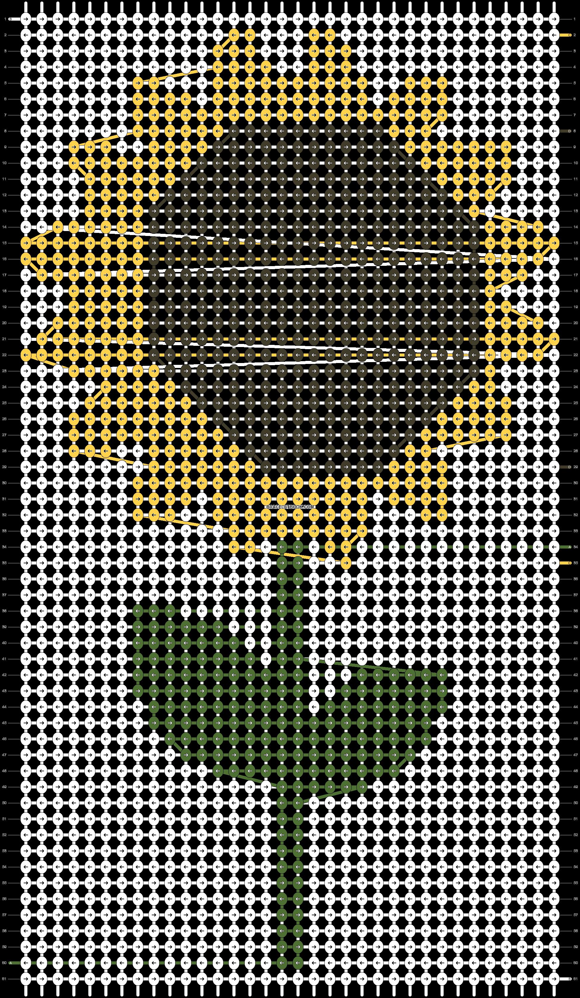 Alpha pattern #93544 pattern