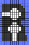 Alpha pattern #93552