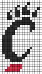 Alpha pattern #93567