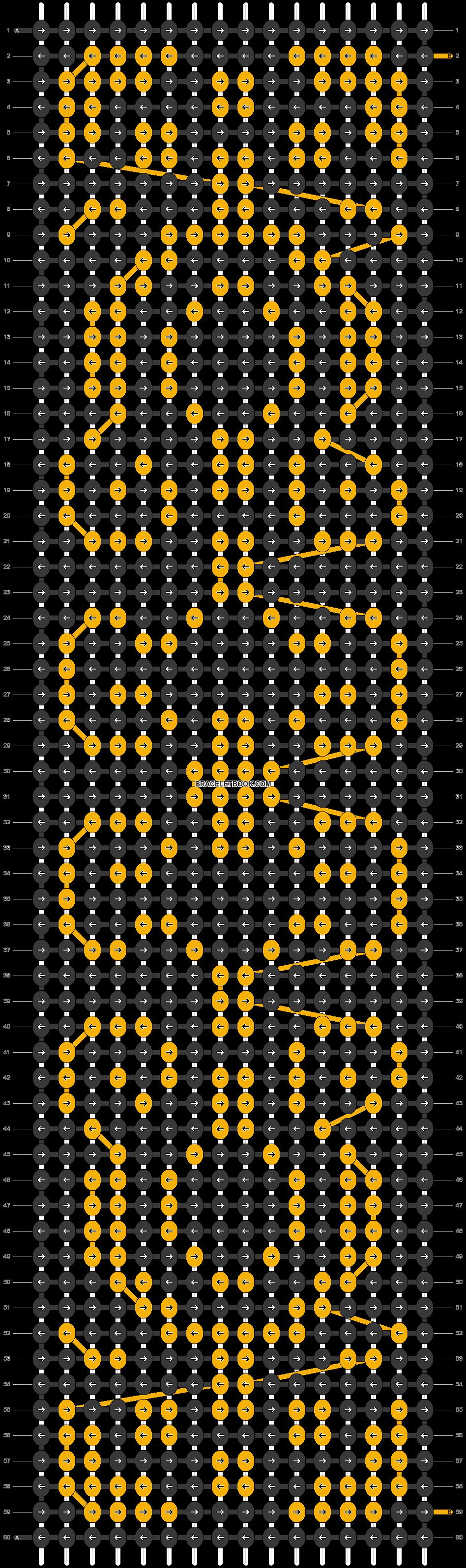 Alpha pattern #93582 pattern