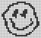 Alpha pattern #93598