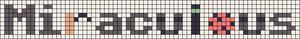 Alpha pattern #93606
