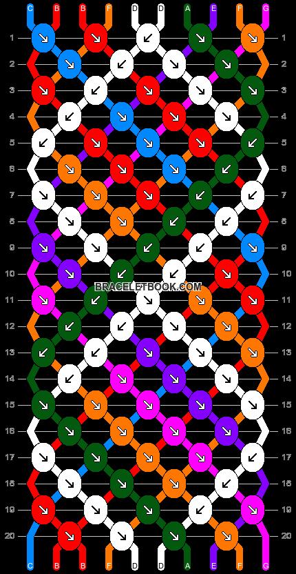 Normal pattern #93622 pattern