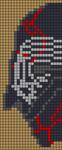 Alpha pattern #93642