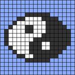 Alpha pattern #93652