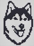 Alpha pattern #93660