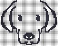 Alpha pattern #93662