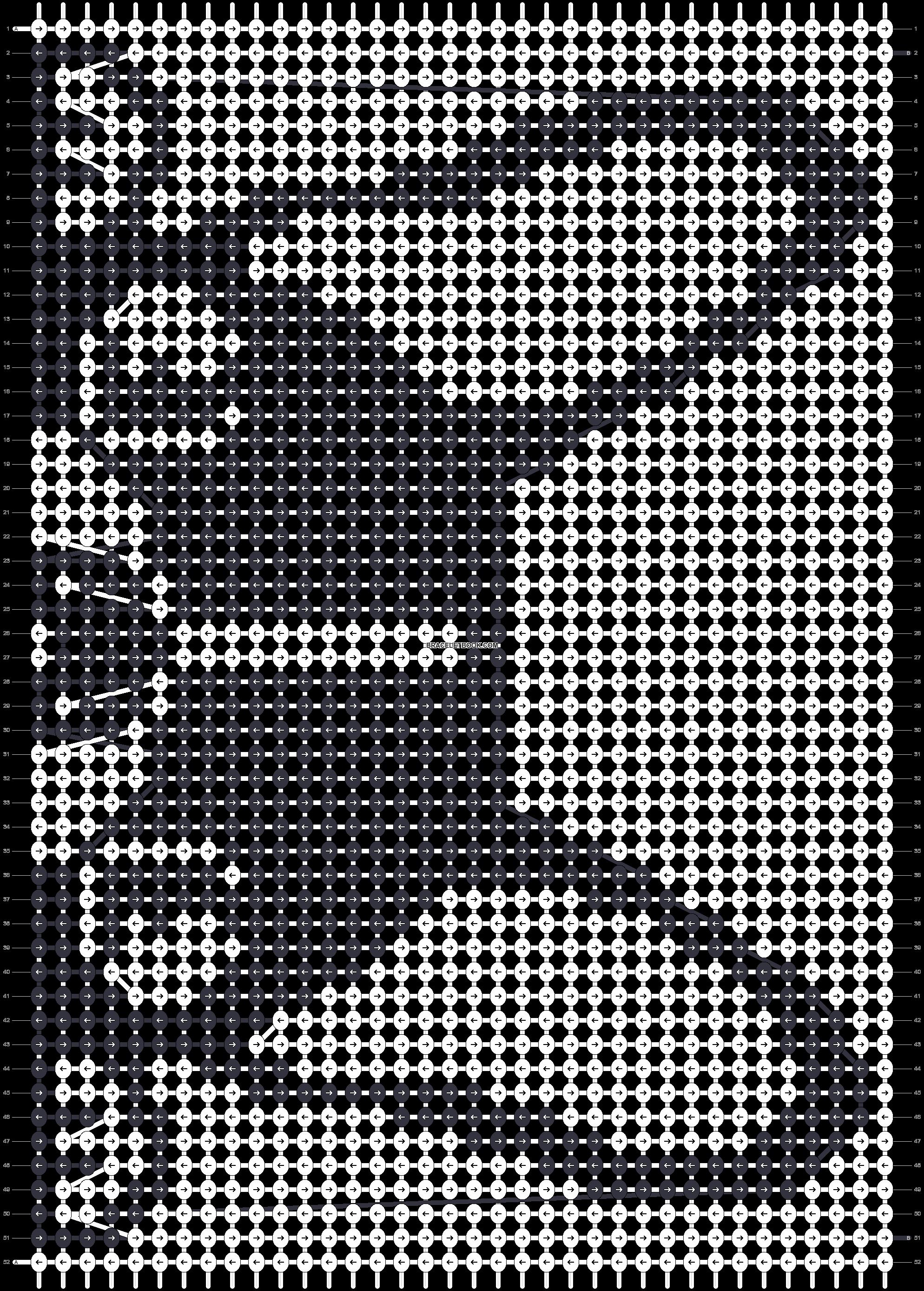 Alpha pattern #93663 pattern