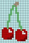 Alpha pattern #93673